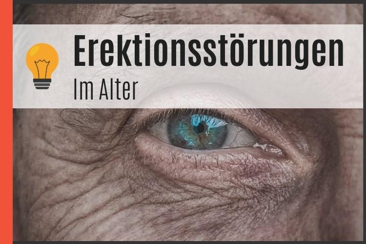 Erektionsstörungen im Alter