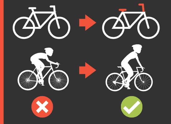 Fahrrad Ursachen für Impotenz