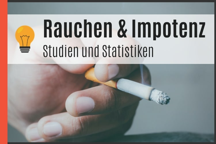 Rauchen und Impotenz