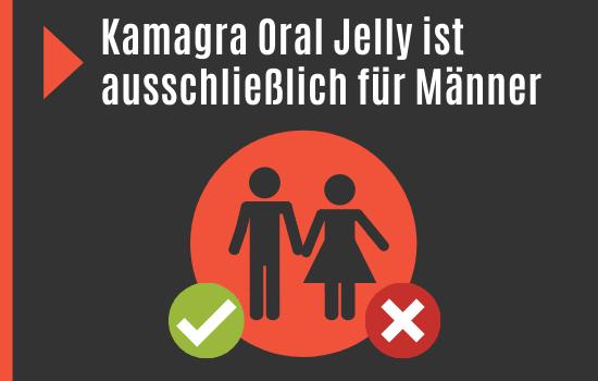 Kamagra Oral Jelly ist für Männer