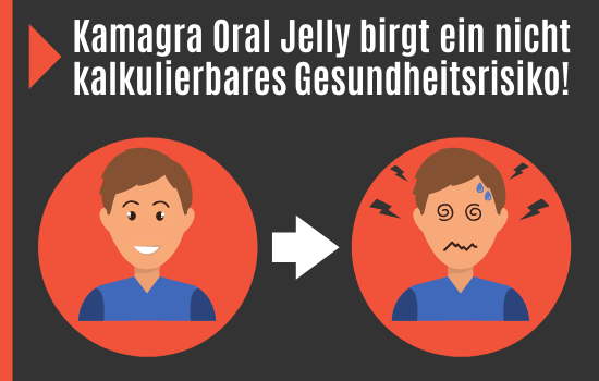 Kamagra Oral Jelly schädigt die Gesundheit