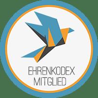 Ehrenkodex Zertifikat