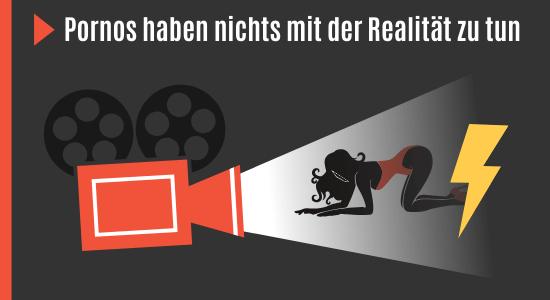 Pornos und die Realität