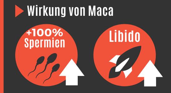 Wirkung von Maca