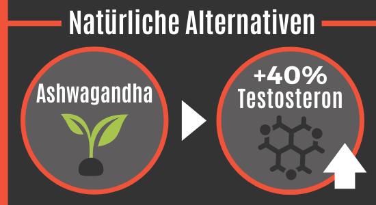 Ashwagandha als natürliche Alternative
