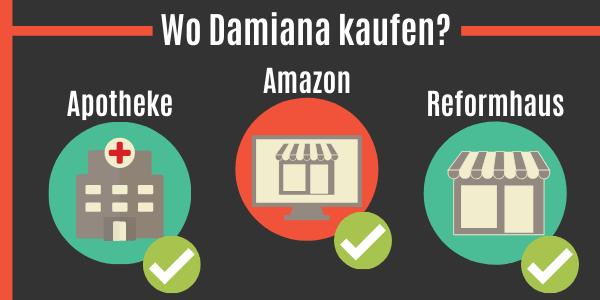 Wo Damiana Kaufen - Apotheke, Amazon und dm