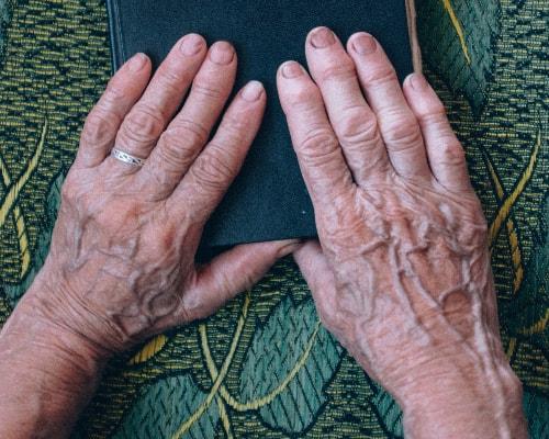 Vaskularität im Alter