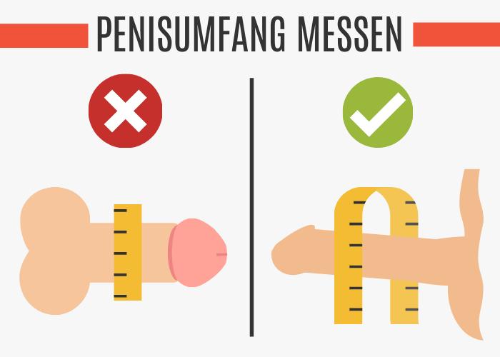 Penisumfang messen