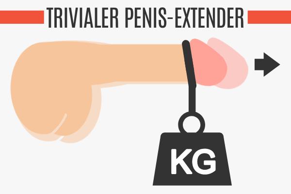 Trivialer Penisstrecker