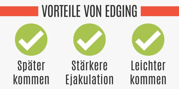 Vorteile von Edging